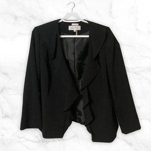 Calvin Klein Blazer - Black - Size 8